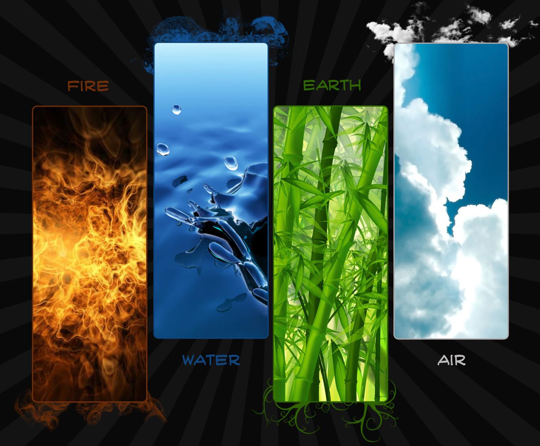 Etnatao 4 elements